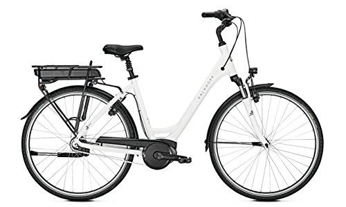 E-Bike calcaire Hoff Jubilee b7r Advance de 7g 26'Bosch Active Cruise 11,1Ah démission, white
