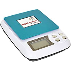 Baijnath Premnath DM-3 500g x 0.01g (10mg) Digital Jewellery Weighing Scale, Gold & Silver ornaments Weight Measuring machine Weighing Scale