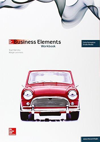 BUSINESS ELEMENTS. WORKBOOK por Nigel Barnsley