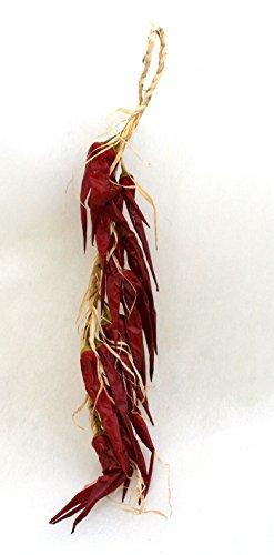 Treccia Di Peperoncini Grande Da 65 Cm - Peperoncino Picks
