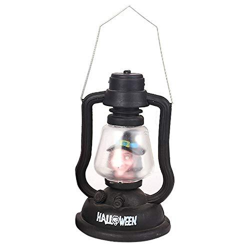 r Licht des Retrostil-LED mit Musik für Halloween Nachturlaub Partei Haus Garten Dekoration Gelegentlicher Art ()