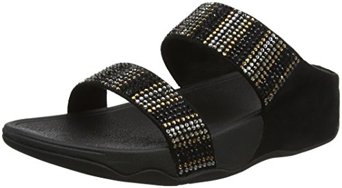 b5da0a5b345d Fitflop Flare Strobe Slide Sandals Sandali Punta Aperta Donna