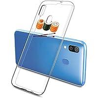 Oihxse Funda Samsung Galaxy J2 prime/G530, Ultra Delgado Transparente TPU Silicona Case Suave Claro Elegante Creativa Patrón Bumper Carcasa Anti-Arañazos Anti-Choque Protección Caso Cover (A13)