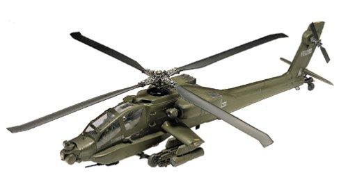 Revell Plastic Model Kit-AH-64 Apache Helicopter 1:48
