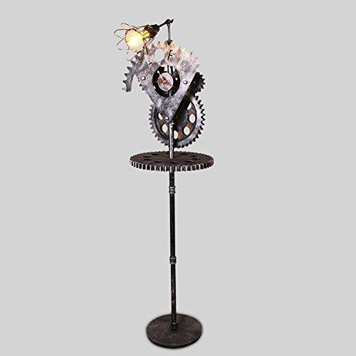 Serie lampada da terra in stile europeo LOFT Retro vento