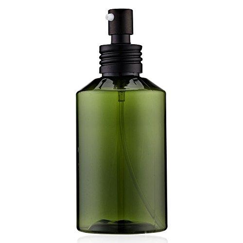 Lotion-spender-flasche (MYLL 4 Stück 150ML Kunststoff Flasche Pumpspender Leer | Klein Liquid Flaschen Spender Lotion - für Soap Dispenser/Seifenspender/Lotionspender/Spülmittel Spender - BPA frei (Grün))