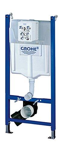 Preisvergleich Produktbild Grohe Solido Vorwandelement für Wand-WC, 1 Stück, 3897100