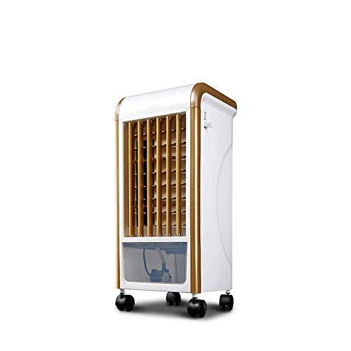 SMQIONG Bewegliche Evaporative Klimaanlage Turm Fan Vier Jahreszeiten verfügbar Reinigung Kälte Heizung Luftkühler -