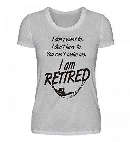 Camicia Bio Da Donna Di Alta Qualità - Grigio Pensione (chiazzato)