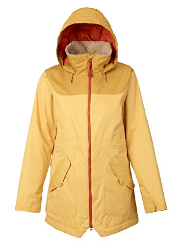Jacket Snowboardjacke, Ochre/Harvest Gold, L ()