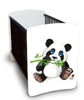 Best For Kids Cuna Bebe Julia 60x120 + colchón de espuma
