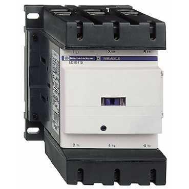 SCHNEIDER ELEC PIC - PC7 09 00 - CONTACTOR 115A 1NA/1NC 440V 50/60HZ