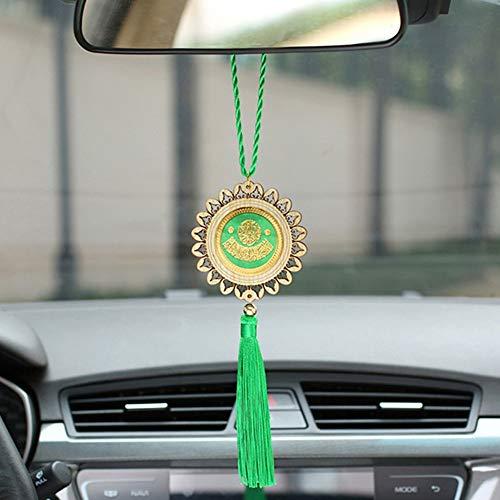 Auto Dekoration Anhänger Mode Islam Stil Hängen Auto Innenspiegel Getriebe Zubehör Trim Ornament Auto-Styling Geschenk