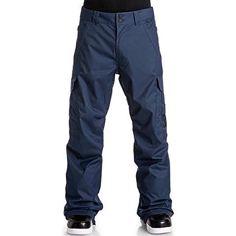 Pantaloni Snowboard Dc Banshee Insignia Blu (L , Blu)