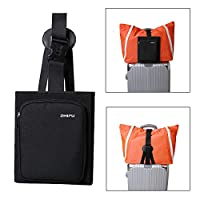 BOMKEE Luggage Strap Bag Packaging Storage Suitcase Belts Portable Bungee Bag Holder Travel Accessories Unisex Luggage Helper