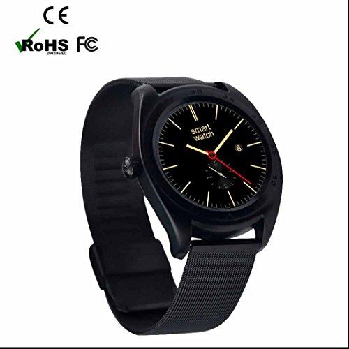 orologio smart watch phone smart watch orologio da polso orologio da polso cellulare herzfrequenz running fitness arm band