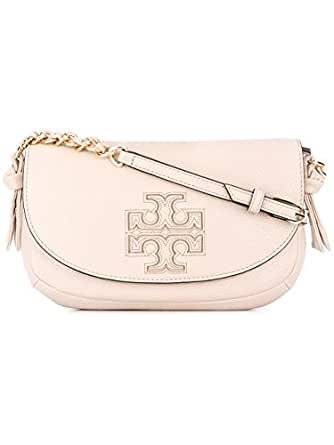 Tory Burch Women's 34246042 Pink Leather Shoulder Bag