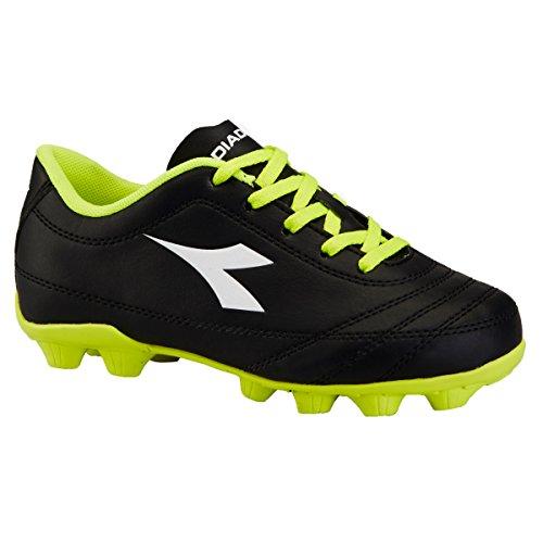 Diadora , Jungen Sneaker C3740 NERO/BIANCO