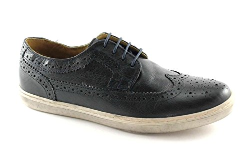 Anglais Chaussures BASE LONDON EMPRESS P09400 marine hommes