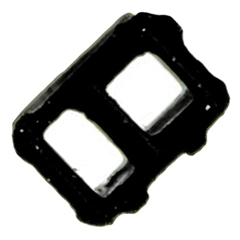 Microsoft Lumia 535/Dual SIM original Joint en caoutchouc F. Prox. Capteur Rubber Gasket joint en caoutchouc Sealing Cap