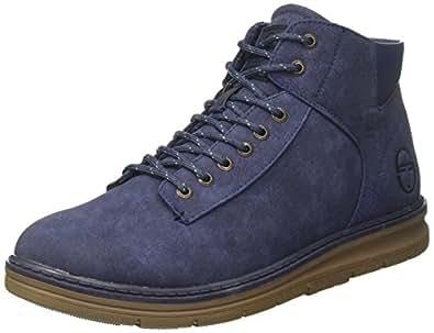 Sergio Tacchini Sonic Classic, Sneaker a Collo Basso Uomo, Blu (Navy), 41 EU