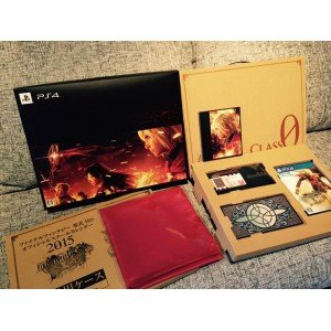 Final Fantasy Type 0 HD - Ultimate BOX [PS4][Importación Japonesa]