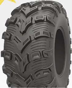 Kenda-69295: Reifen Kenda ATV Utility K592Bear Claw Evo 26x 9-126PR 50N TL