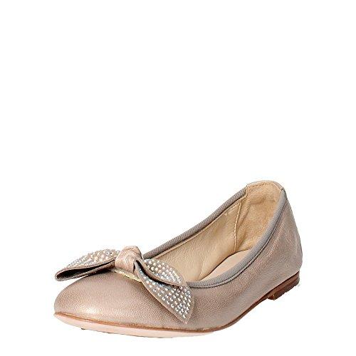 Myrrhe Braun Ballerinaschuhe Florens M盲dchen Florens F8012 F8012 Ballerinaschuhe AxOwSzqq0