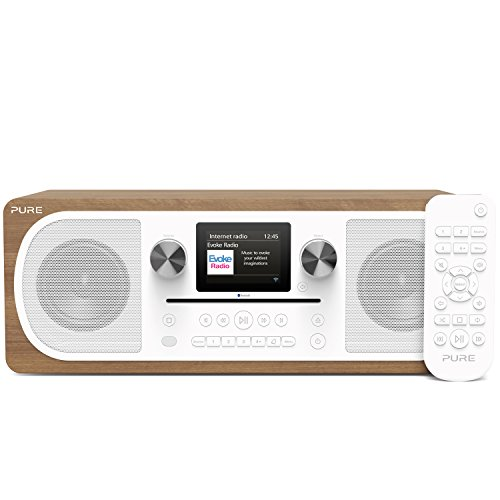 Pure Evoke C-F6 stationäres Digitalradio - 3