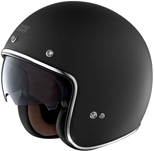 IXS X-Helm HX 77, Größe:Medium, Farbe:schwarz-matt