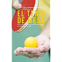 Queme la grasa rápidamente para alcanzar un alto rendimiento en el tenis de mesa: ¡Las recetas de comidas reductoras de grasa lo ayudan a ganar más!