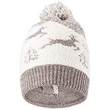 Mountain Warehouse Gorro Snow Globe con pompón para Mujer 457d41364cd
