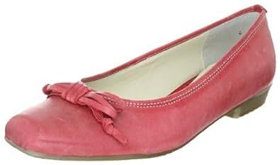 ara Melbourne 2-33745-10, Damen Ballerinas, Rot (rosso), EU 37 ( UK 4)