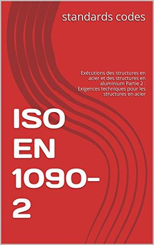 ISO EN 1090-2: Exécutions des structure...