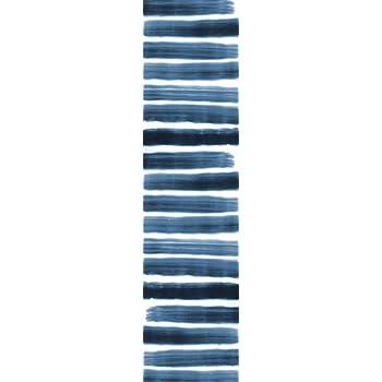 6cm x 16cm x 8cm Life Arts Tirelire Van Fourgonnette Grand Format C/éramique Fait-Main Bleu Surfboard