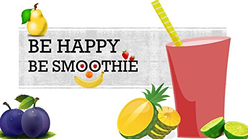 Couverture du livre Be Happy Be Smoothie