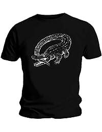 Official T Shirt Catfish & The Bottlemen Alligator Logo All Sizes