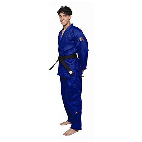 Yoryu judogi kappa atlanta limited edition eju/ijf blu (180)