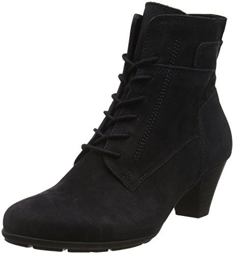 Gabor Shoes Basic, Stivaletti Donna, Blu (Ocean 16), 38.5 EU
