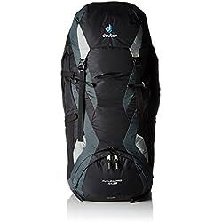Deuter Futura Pro Mochila para Montaña, Unisex adulto, Negro, 44 l