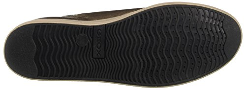 Geox D Hidence B, Baskets Basses Femme Gold (CHAMPAGNECB500)
