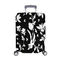 Muccum All Over Print Luggage Suitcase Covers Fit 18-28 Inch Luggage