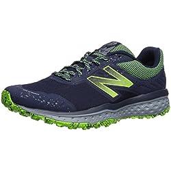 New Balance Mt620v2, Zapatillas de Running para Hombre, Azul (Navy), 44 EU