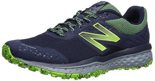 New Balance Mt620v2, Zapatillas de Running para Hombre, Azul (Navy), 44.5 EU