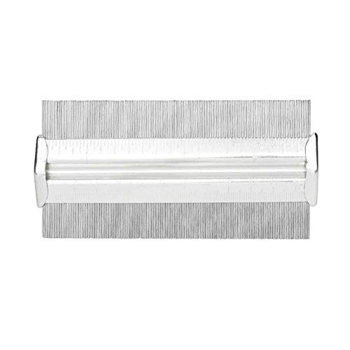 MOCRIS Profil-Duplikator-Messgerät Edelstahlfliesen Kantenform-Lineal Lineal Holzbearbeitungswerkzeuge
