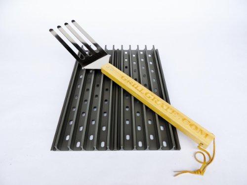 GrillGrate, Grillroste für rechteckige Grills, L = 44 cm