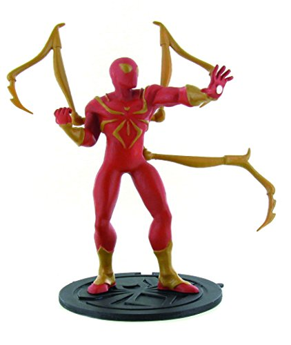 Comansi com-y96035 Eisen Spider-Man aus Ultimate Spiderman Figur