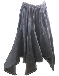 Gothic Mittelalter Elfen Bluse Pagan bordeaux 36 38 40 42 Baumwolle