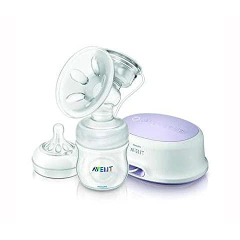 Philips AVENT Comfort Single Electric Breast Pump - UK 3pin Plug