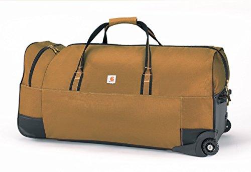 Carhartt 100251 - Legado de ruedas 36 bolsa de viaje pulgadas 211, marrón